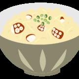 たこ飯のイラスト