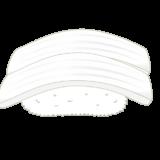 イカが乗った握り寿司の無料イラスト