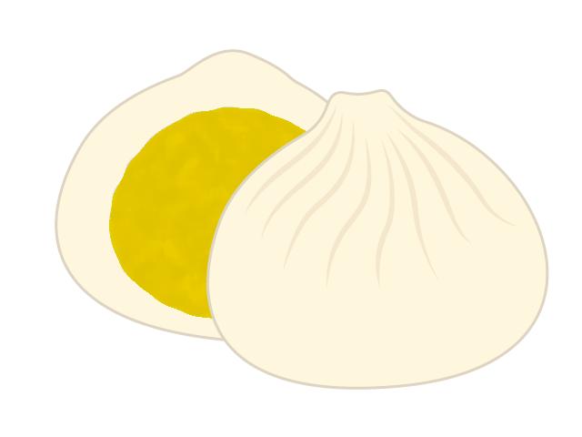 お芋まんのイラスト
