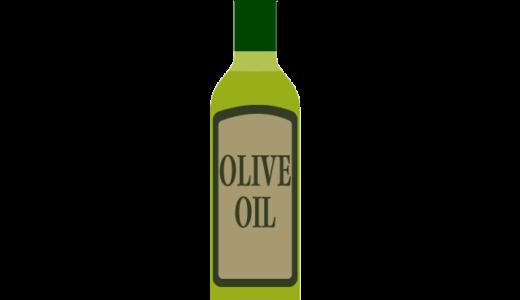オリーブオイルのイラスト