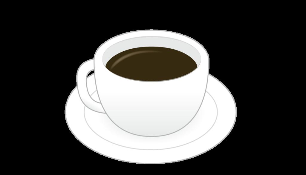 コーヒーのイラスト イラスト本舗