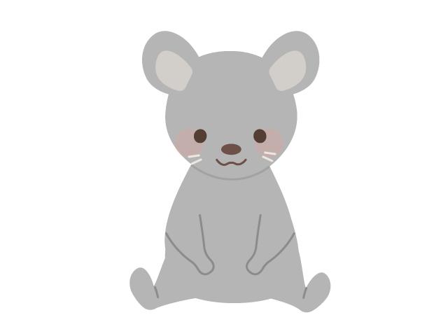 ネズミのイラスト イラスト本舗