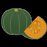 かぼちゃの無料イラスト
