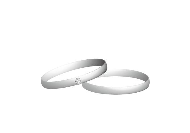 指輪の無料イラスト イラスト本舗
