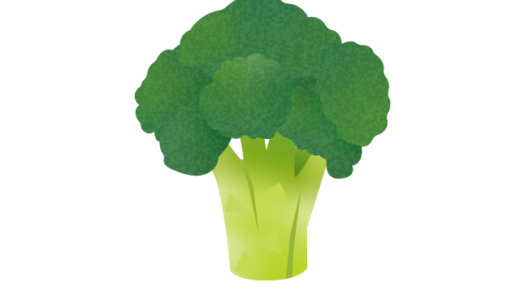ブロッコリーのイラスト